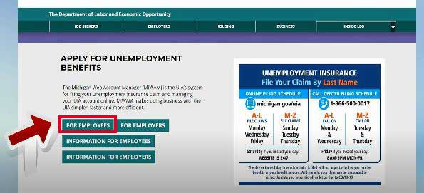 How to Set up a MiWAM Account - Michigan Unemployment
