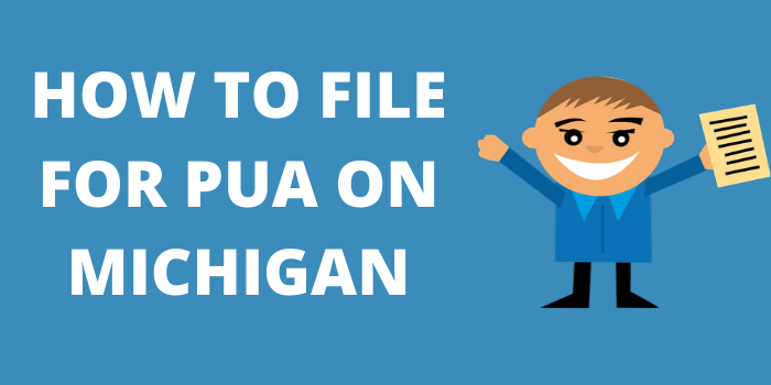 how to file for pua on michigan