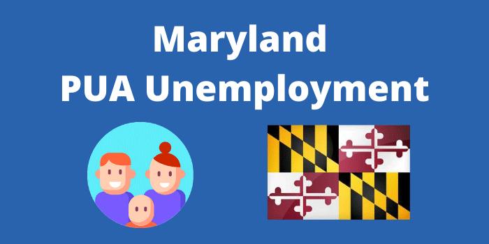 Maryland PUA Unemployment