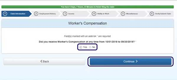 claim introduction worker´s compensation to file a claim on indiana unemployment insurance